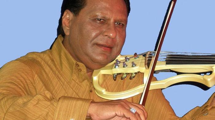 The great violinist Ustad Dilshad Hussain Khan breathed his last