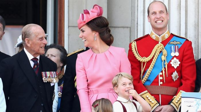 Check out Kate Middleton, Prince William's tribute to Prince Philip