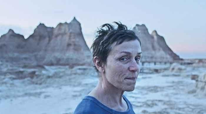 Baftas begin with migration saga 'Nomadland' among favourites