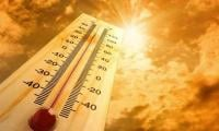 Hot, dry weather continues to scorch Karachi