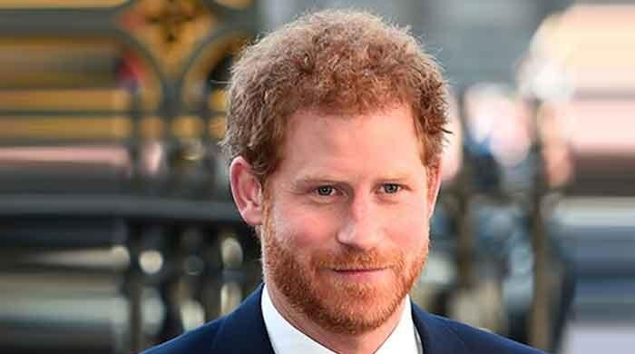 Prince Harry arrives back in UK sans Meghan to attend Prince Philip's funeral service
