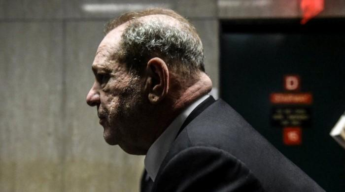 Harvey Weinstein indicted on rape charges in Los Angeles secretly