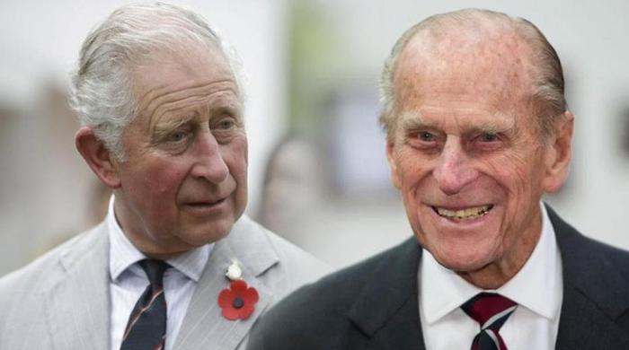 Prince Philip visited by Prince Charles over 'estate management' prior to death