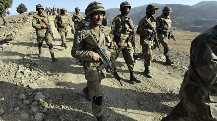 Security forces killed a terrorist in an operation in South Waziristan.
