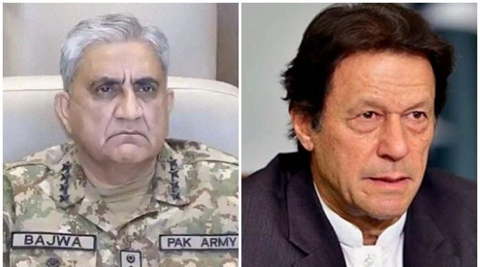 COS Bajwa called on Prime Minister Imran Khan