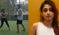 Ira Khan's kickboxing video with boyfriend Nupur Shikhare goes viral