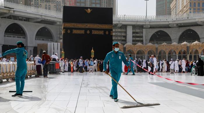 Saudi Arabia's ministry for Hajj issues new rules for Umrah pilgrims thumbnail