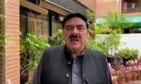 Sheikh Rasheed apologises for temporary shutdown of social media services