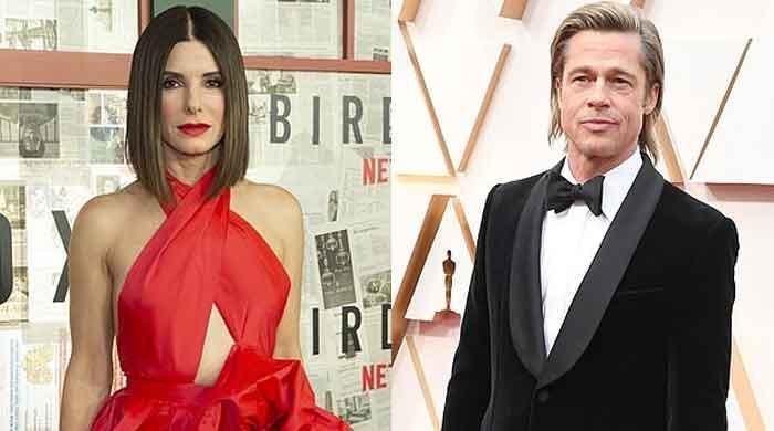 Brad Pitt joins his pal Sandra Bullock in 'Lost City of D'