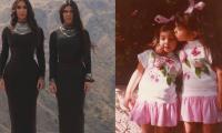 Kim Kardashian shares cute childhood photos to wish sister Kourtney Kardashian on her birthday