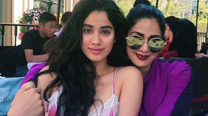 Janhvi Kapoor confessed she feels the pressure when compared to Sridevi