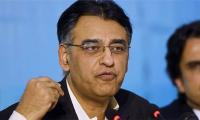 Oxygen supply capacity in Pakistan under stress, warns Asad Umar