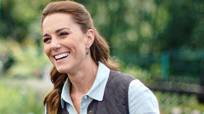 Kate Middleton 'rose above with enormous dignity' while talking to Prince Harry