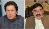 PM Imran Khan congratulates Sheikh Rasheed for negotiating with banned TLP