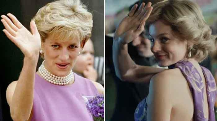 Princess Diana actress criticised for not offering condolences to Harry and William - The News International