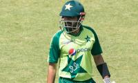 Babar Azam climbs to 2nd position in ICC T20I rankings