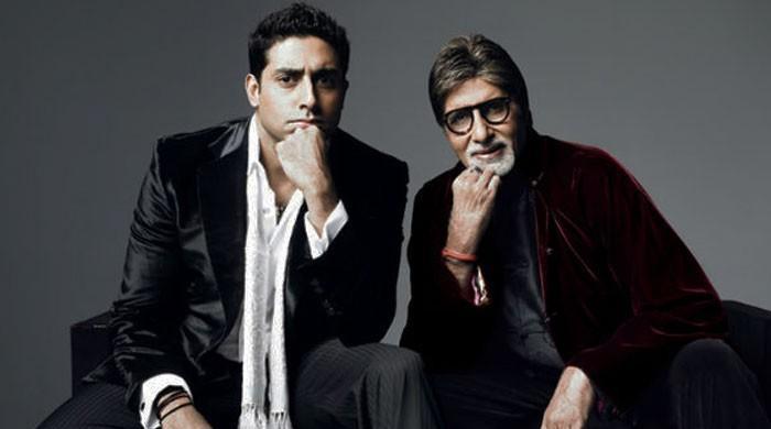 Abhishek Bachchan had to drop out of college to help broke dad Amitabh Bachchan - The News International