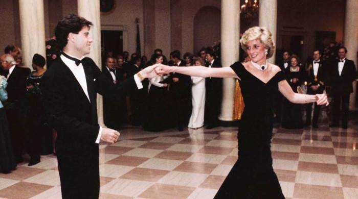 John Travolta reflects on his 'fairytale moment while dancing with Princess Diana - The News International