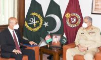 Afghan envoy calls on COAS Bajwa to discuss matters of mutual interest