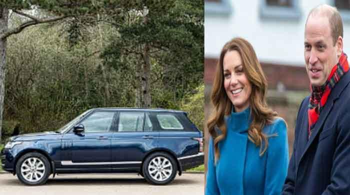 Prince William and Kate Middletons favourite car is for sale! - The News International