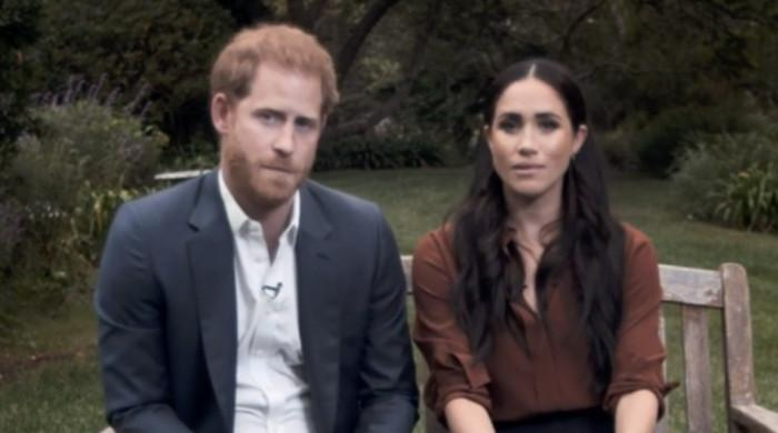 Meghan Markle knows trip to England has been difficult for Prince Harry