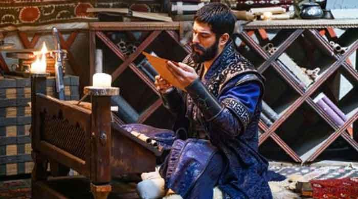 'Kurulus:Osman': Burak Özçivit shares throwback picture from the sets of 'Endless Love'