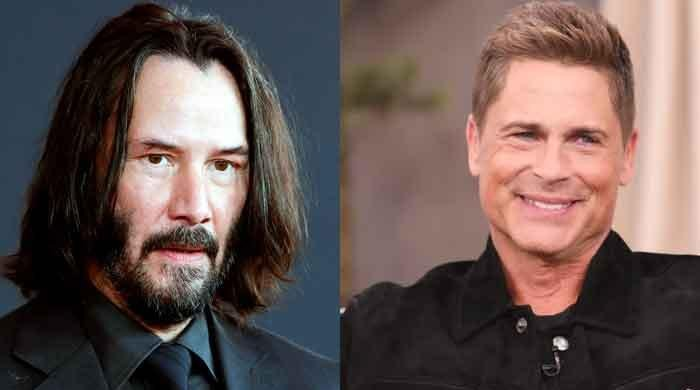 Keanu Reeves reportedly calls out Rob Lowe for 'trying to steal his girlfriends'