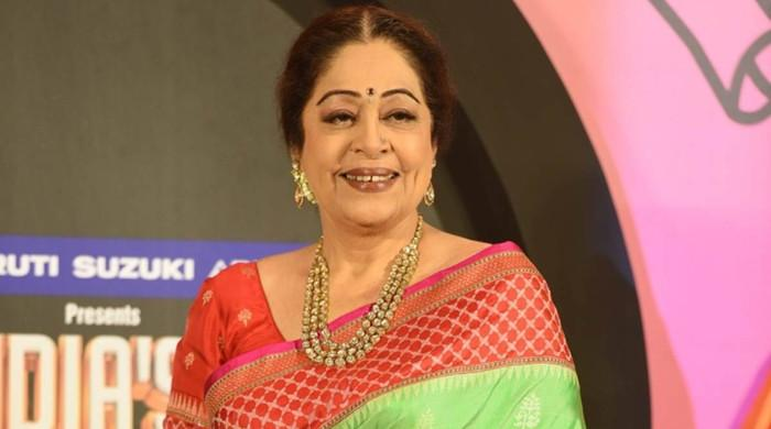 Kirron Kher is on road to recovery, updates Anupam Kher