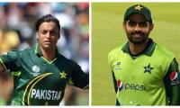 Shoaib Akhtar says Pakistan captain Babar Azam was 'quite a prodigy' even when he was young