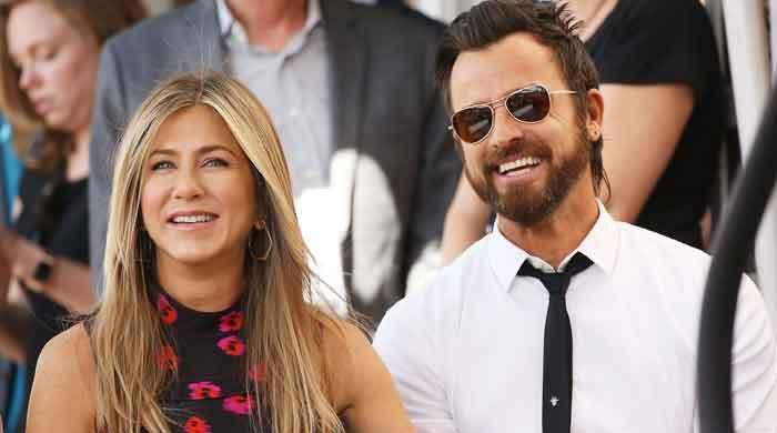 Justin Theroux quashes rumours as he shares words on his split with Jennifer Aniston