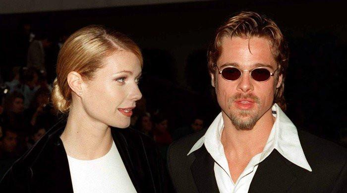 Gwyneth Paltrow says she and Brad Pitt were the 'ultimate '90s couple'