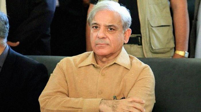Exercise your constitutional right to vote, Shahbaz Sharif appeals to the residents of NA-249, Karachi