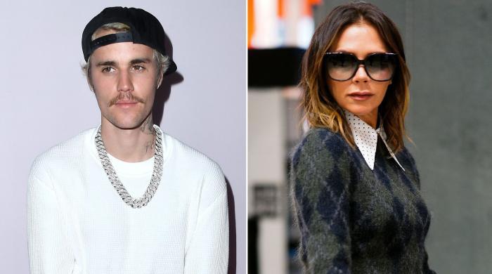 Justin Bieber convinces Victoria Beckham to try out Crocs