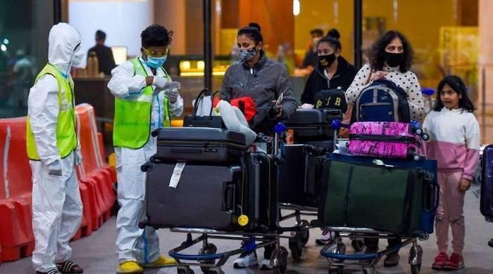 US restricts travel from India amid worsening coronavirus crisis