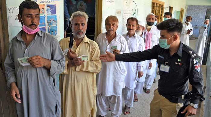 The NA-249 by-election saw more than 100 violations, according to FAFEN