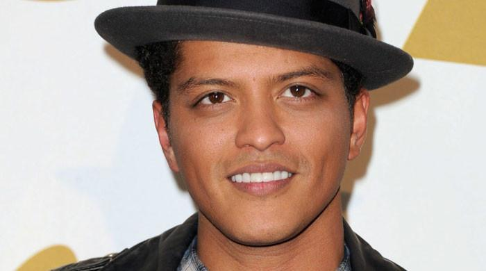 Bruno Mars calls himself 'hot boy' after all his six shows sold out in minutes