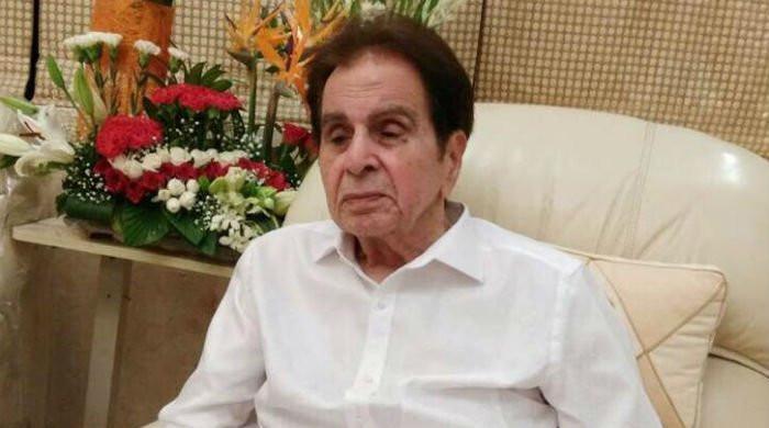 Dilip Kumar hospitalized, wife Saira Banu reveals