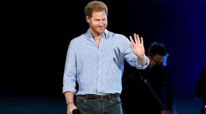 Prince Harry woos Americans in star-studded charity concert as Meghan Markle pulls out at last minute