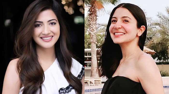 Social media draw comparisons between Ayman Saleem, Anushka Sharma's beauty