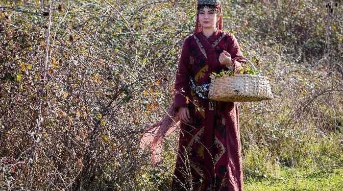 Meet Zeynep Kızıltan who played Goncagül in 'Dirilis: Ertugrul'