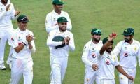 Pak vs Zim: Pakistan to begin training for second Test from today