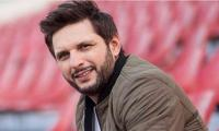Shahid Afridi vows to continue playing his part in promotion of cricket