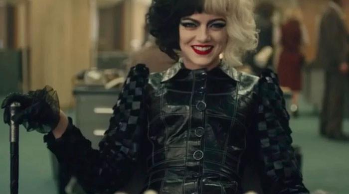 Emma Stone's shoulder broke but accident benefitted Cruella, says Jenny Beaven
