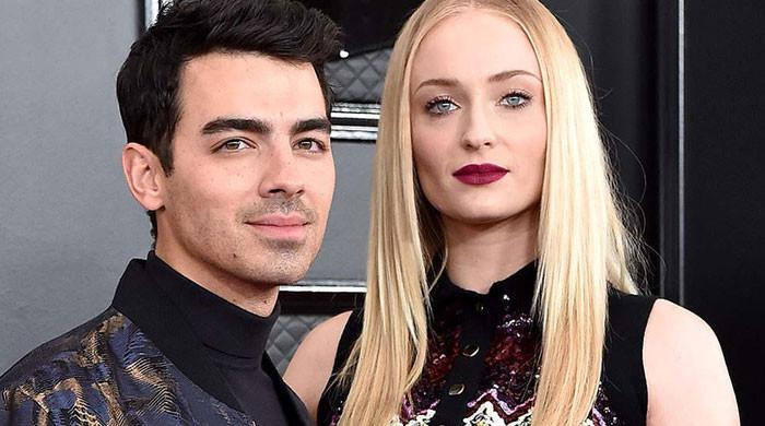 Joe Jonas lavishes love on 9-month-old daughter Willa he shares with Sophie Turner