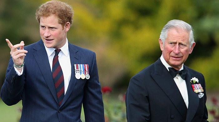 Prince Charles 'aggrieved' at Prince Harry for sullying the royal family's repute