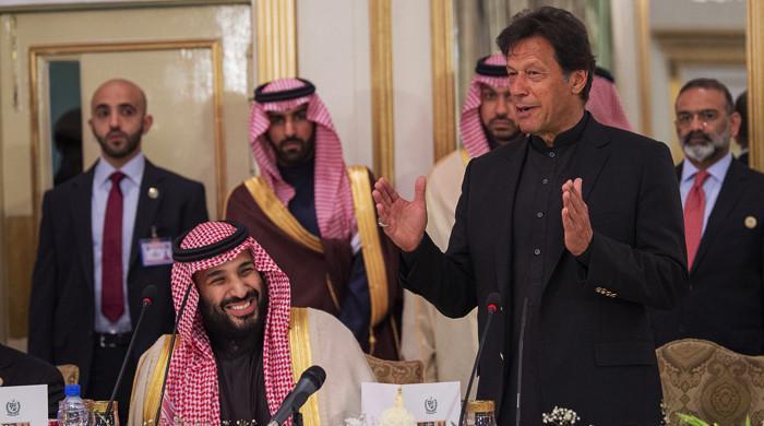 Arrangements for PM Imran Khan's visit to Saudi Arabia finalized: Sources