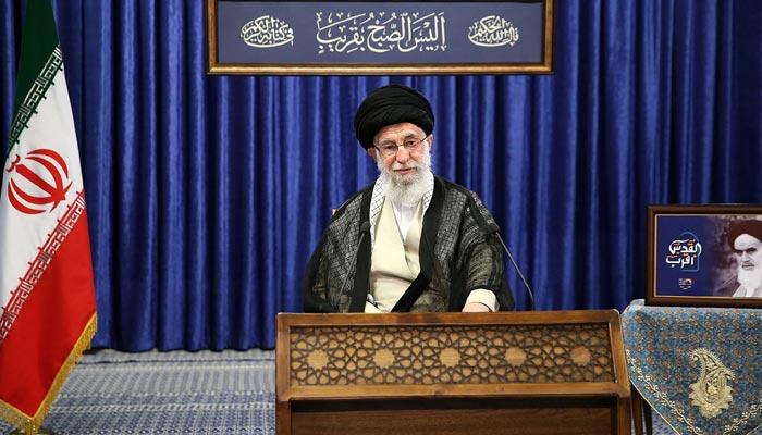 Israel 'not a country, but a terrorist base': Khamenei
