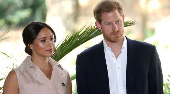 Meghan Markle's coded message to Prince Harry in new book unearthed