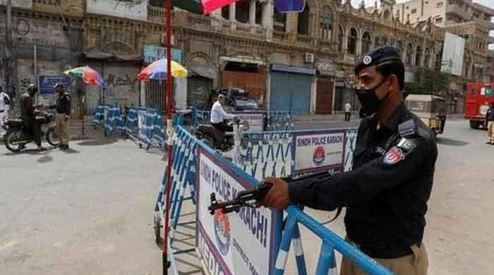 Cowade-19: Sindh announces lockdown from May 9 to 16