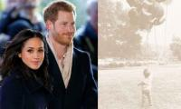 Prince Harry and Meghan Markle surprise fans with Archie's new photo